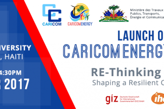 CARICOM Energy Month launches Monday in Haiti