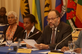 Seize opportunity to help hurricane-hit countries build back better – CARICOM SG
