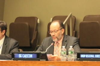CARICOM SG makes case for climate-resilient rebuilding of hurricane-damaged islands