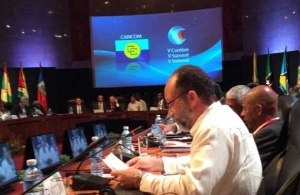 Session of the last caricom-cuba summit in havana