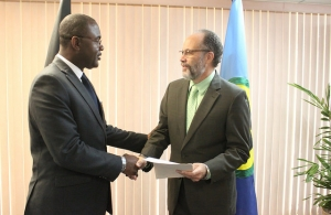 Bahamas ambassador