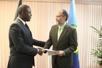 The Bahamas strengthens CARICOM ties with new Ambassador