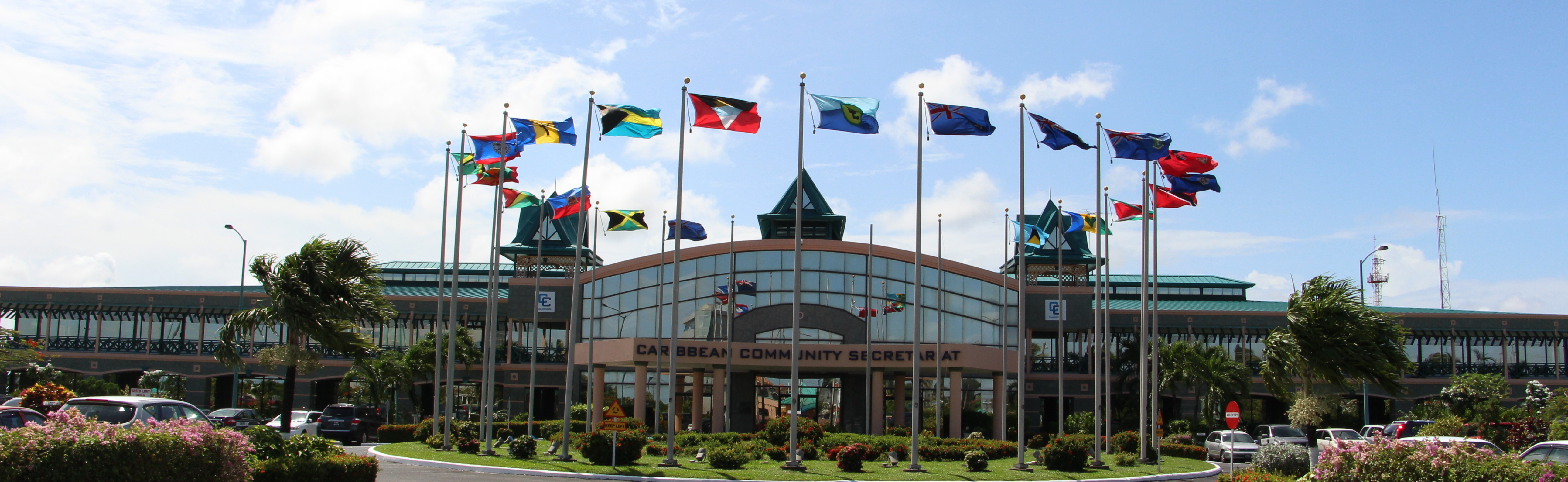 Caricom secretariat building