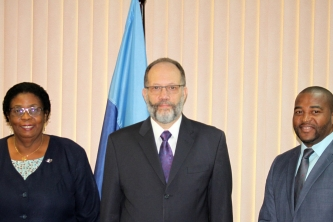 Two new Ambassadors to CARICOM accredited