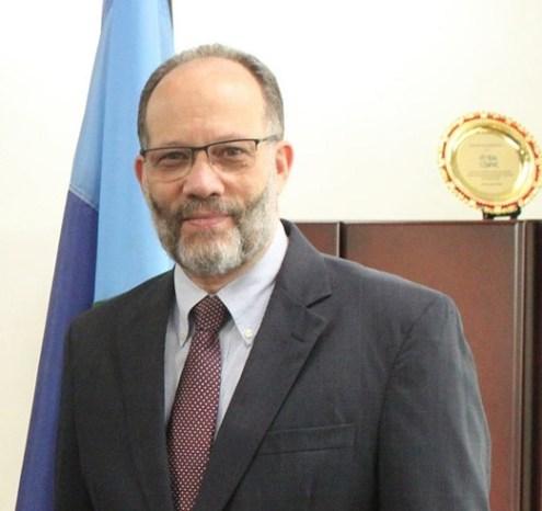 CARICOM Secretary-General, Ambassador Irwin LaRocque