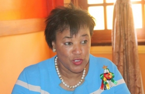 Commonwealth Secretary-General, Baroness Patricia Scotland
