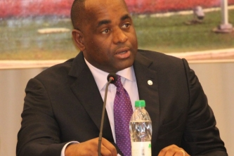"PM Skerrit calls for ""collaborative approach"" for first climate resilience nation"