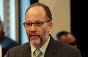 Amb. Irwin LaRocque, Secretary General of the Caribbean Community