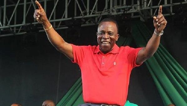 Landslide victory for Dr. Keith Mitchell and the New National Party (NNP) of Grenada (Photo via Caribbean News Service)