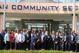 CARIFORUM Customs officials begin three-day workshop in Georgetown