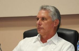 Cuba's President HE Miguel Diaz Canel