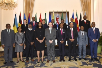 Communique: Twenty-First Meeting of the Council for Foreign and Community Relations (COFCOR), Nassau, The Bahamas, 7-8 May 2018