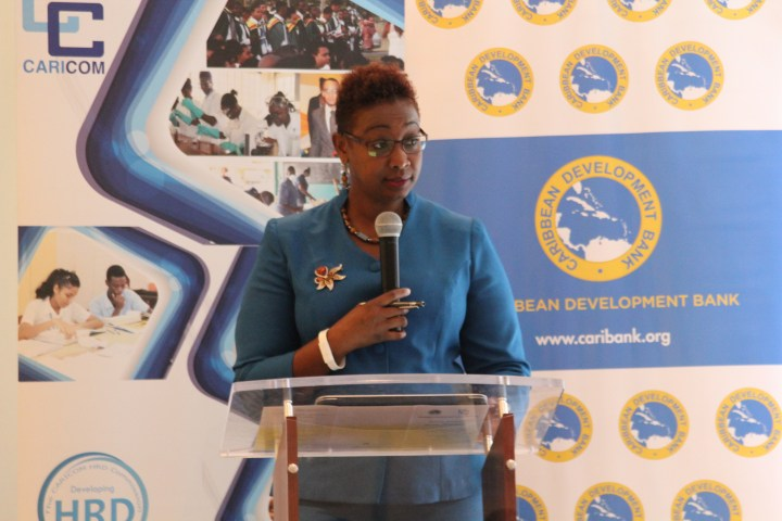 Dr. Laurette Bristol, Programme Manager, Human Resource Development, CARICOM Secretariat