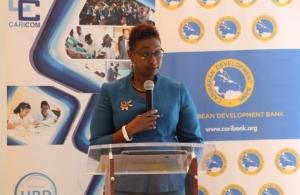 Dr. Laurette Bristol, Programme Manager, Human Resource Development, CARICOM Secretariat