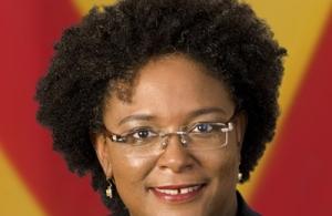 New Barbados Prime Minister Mia Mottley