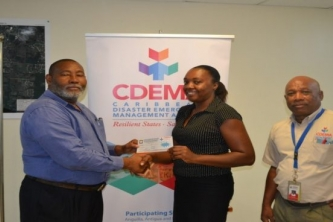 CDEMA implements post-Hurricane Irma legacy project in Antigua and Barbuda