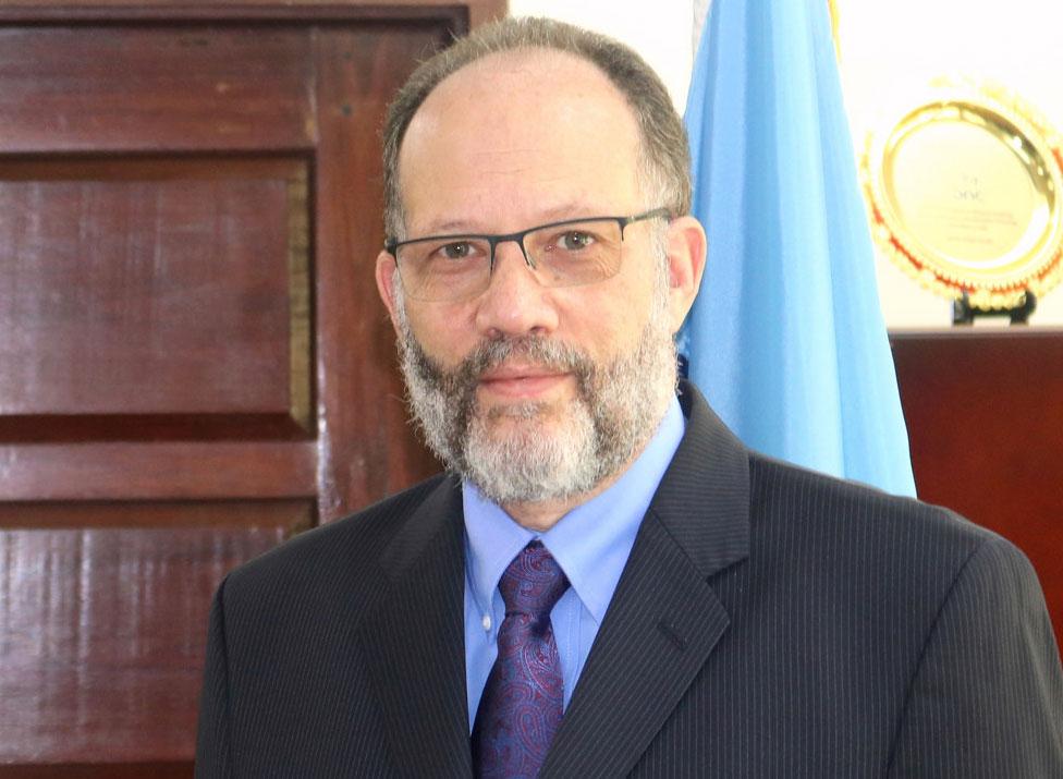 Secretary-General Ambassador Irwin LaRocque