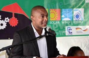Dr. Devon Gardner, Programme Manager, Energy, CARICOM Secretariat