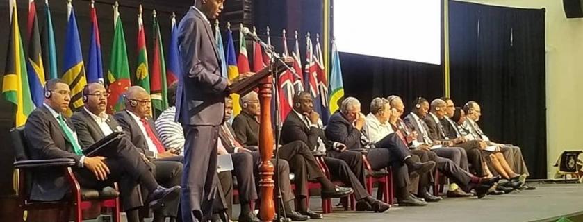 Pres. of Haiti. H.E. Jovenel Moise