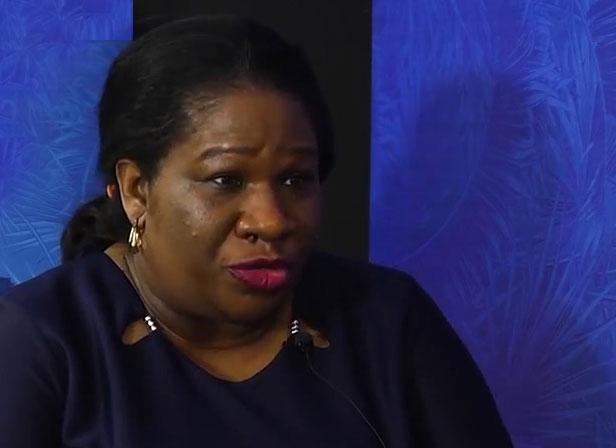 Jennifer Britton - Deputy Programme Manager CARICOM Secretariat