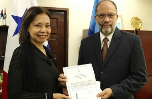 Secretary-General receives Letter of Credence