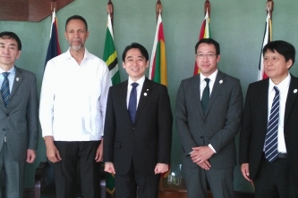 CARICOM and Japan exploring further cooperation