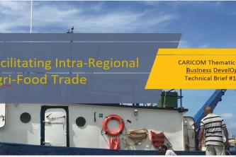 Facilitating Intra-Regional Agri-Food Trade