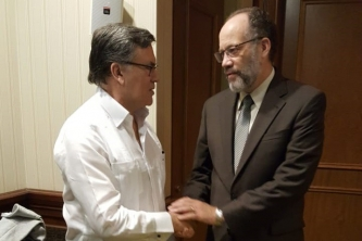 CARICOM Secretary-General discusses stronger cooperation with Head of IICA