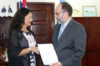 CARICOM, Norway strengthening already good relations