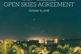 United States, Belize Sign Open Skies Air Transport Agreement