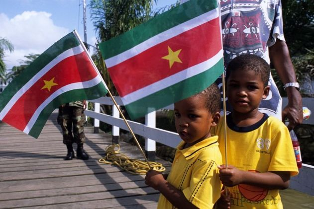 Suriname independence