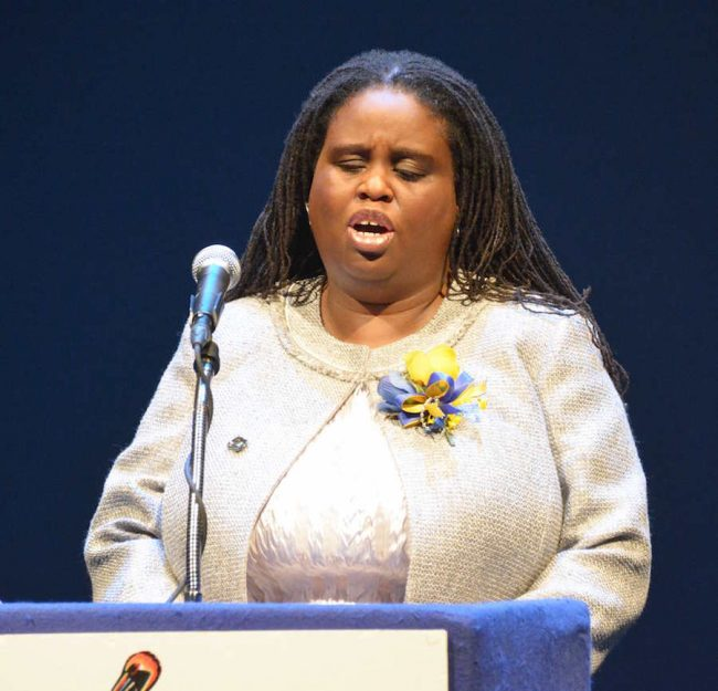Ms Kerryann Ifill, Char of Advisory Panel for CARICOM Disabilities (file photo, Courtesy of Barbados Today)