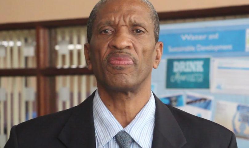 Dr. Douglas Slater, Assistant Secretary-General for Human and Social Development, CARICOM Secretariat