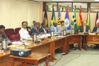 CARICOM Committee of Ambassadors charting enhanced role
