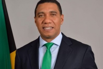End of Year Message by the Chairman of the  Caribbean Community  The Most Honourable Andrew Holness Prime Minister of Jamaica