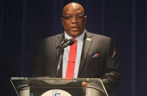 Incoming CARICOM Chairman, Prime Minister Dr Timothy Harris of St. Kitts and Nevis