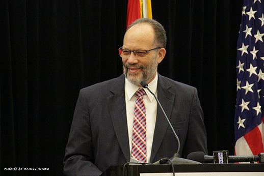 Ambassador Irwin La Rocque, CARICOM Secretary-General