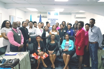 CARICOM draft Model School Drug Policy to be developed  Workshop opens in Saint Lucia