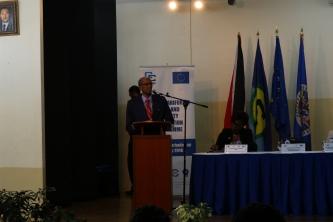 CARIFORUM Regional Adolescent Training Workshops opens: Drug Treatment and Rehabilitation critical to advance economic development