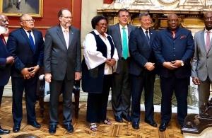 CARICOM Delegation to Uruguay