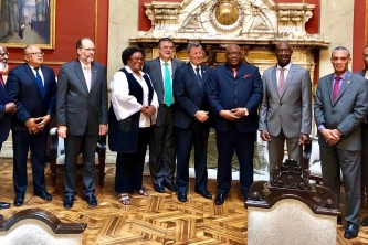 CARICOM signs on to Mechanism of Montevideo following talks in Uruguay on situation in Venezuela