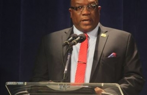 CARICOM Chairman, Prime Minister Dr Timothy Harris on St. Kitts/Nevis