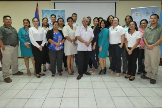 CCCCC, Govt Of Belize Conduct Climate Change Capacity And Preparedness Training