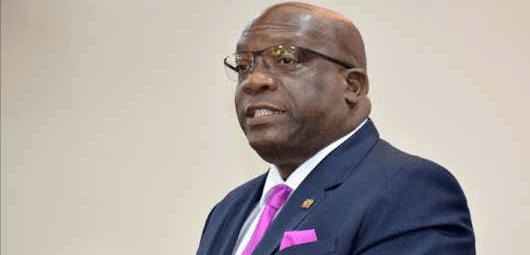 CARICOM Chairman, Prime Minister Dr Timothy Harris
