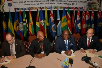 Two Caribbean Community Institutions to collaborate in Health Training and Research