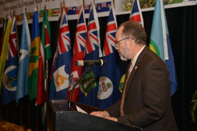 Amb. Irwin LaRocque, CARICOM Secretary-General
