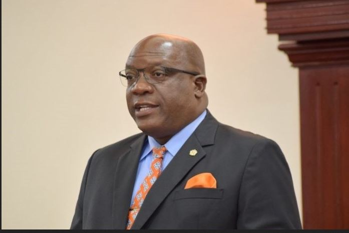 Prime Minister Dr. the Hon. Timothy Harris, CARICOM Lead Head of Government with responsibility for Human Resource Development, Health and HIV/AIDS