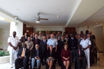 Caricom IMPACS and The United States Co-host Technical Working Group On Strenghteing Regional Maritime Operations And Law Enforcement Cooperation