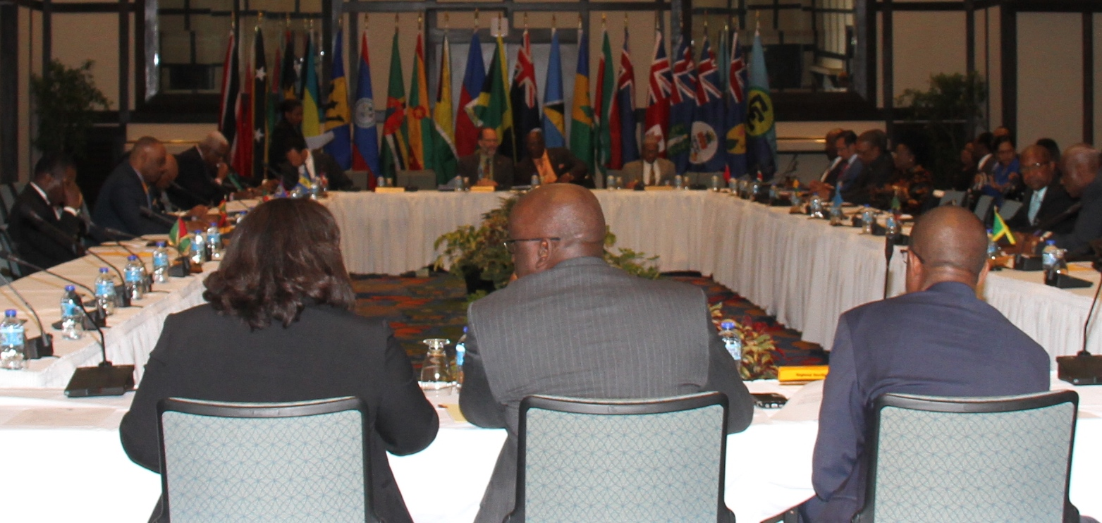 Special CARICOM Heads of Government Meeting on Security