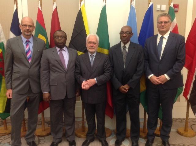 Photo of CARIFORUM-European Union Dialogue: Communique